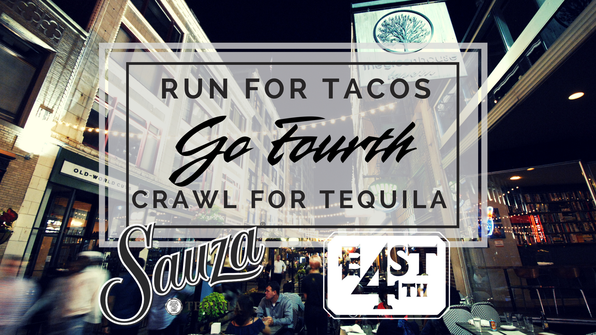 Join Us For Our First Go Fourth And Crawl Event